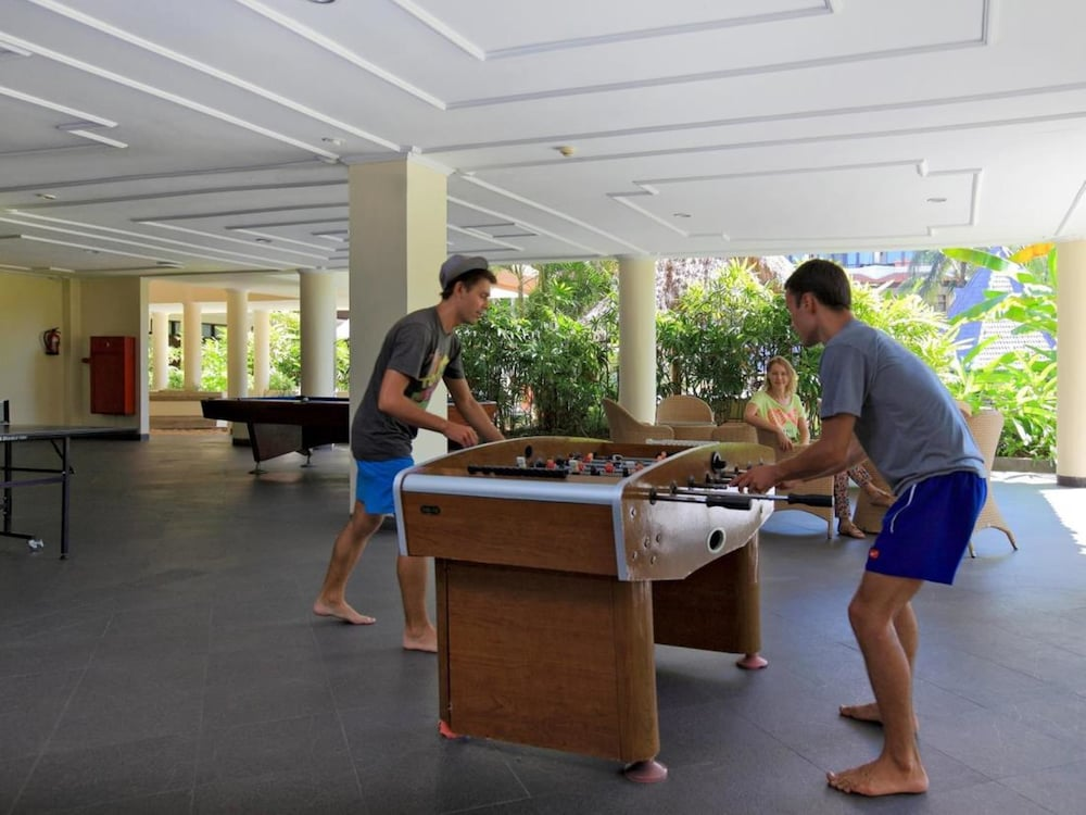 더 탄정 베노아 비치 리조트 - 발리(The Tanjung Benoa Beach Resort - Bali) Hotel Image 50 - Sports Facility