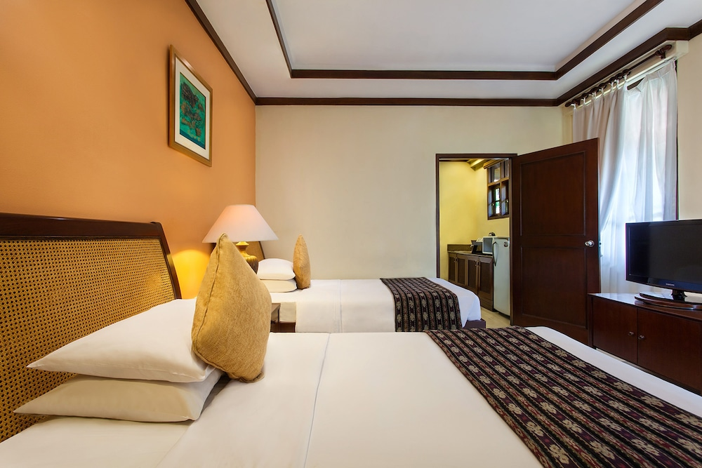 더 탄정 베노아 비치 리조트 - 발리(The Tanjung Benoa Beach Resort - Bali) Hotel Image 26 - Guestroom View