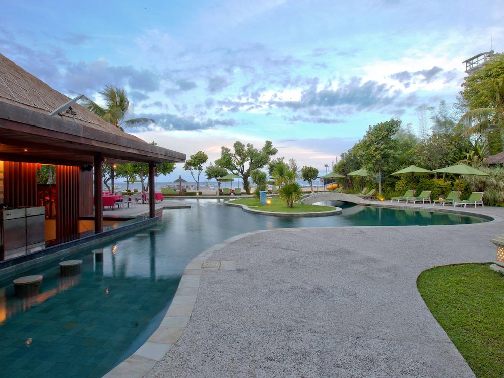 더 탄정 베노아 비치 리조트 - 발리(The Tanjung Benoa Beach Resort - Bali) Hotel Image 53 - Outdoor Pool
