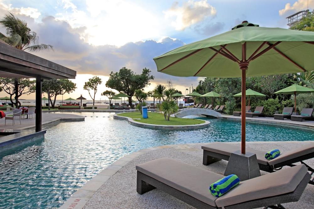 더 탄정 베노아 비치 리조트 - 발리(The Tanjung Benoa Beach Resort - Bali) Hotel Image 54 - Outdoor Pool
