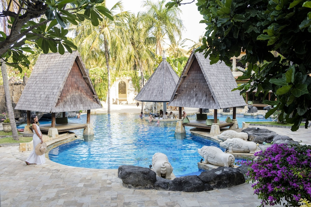 더 탄정 베노아 비치 리조트 - 발리(The Tanjung Benoa Beach Resort - Bali) Hotel Image 61 - Poolside Bar