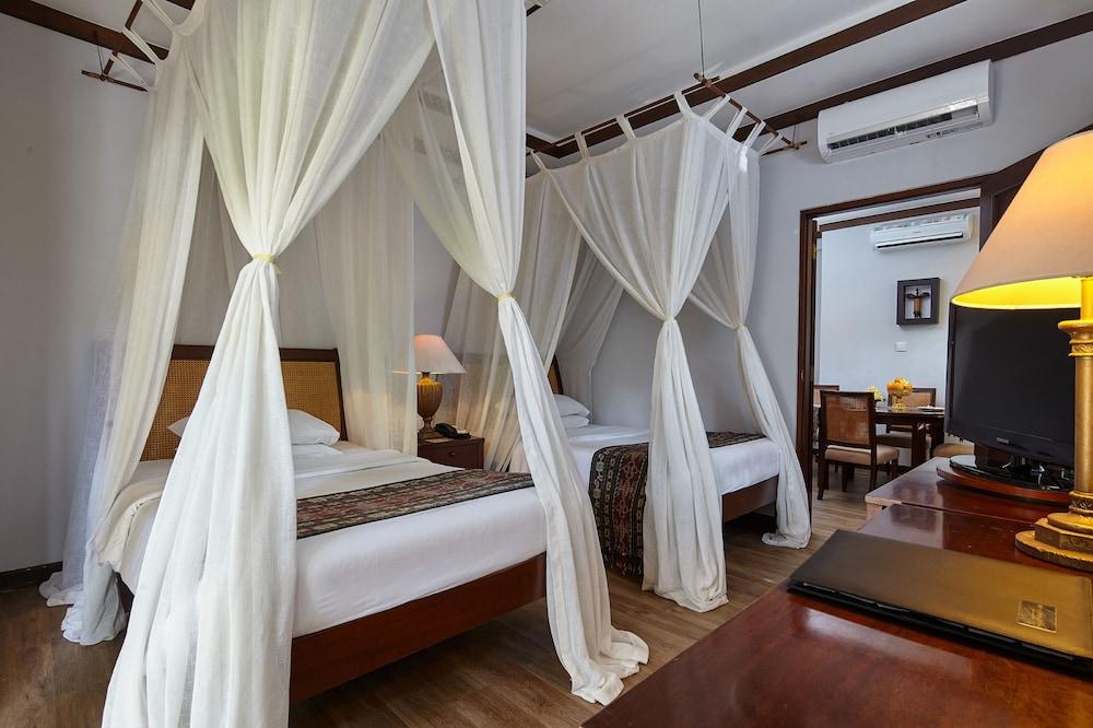 더 탄정 베노아 비치 리조트 - 발리(The Tanjung Benoa Beach Resort - Bali) Hotel Image 29 - Guestroom