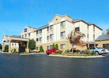 Hotel - Comfort Inn & Suites Jackson