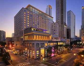 芝加哥半島飯店 The Peninsula Chicago