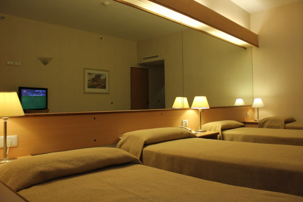 아에로파르케 인 & 스위트(Aeroparque Inn and Suites) Hotel Thumbnail Image 3 - 객실