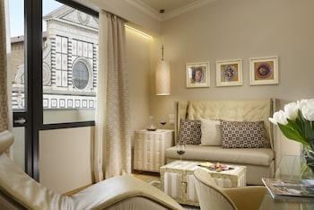 Junior Suite, City View