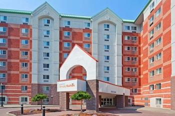 澤西市索內斯塔簡單套房飯店 Sonesta Simply Suites Jersey City