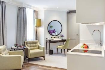 Premium Suite, 1 King Bed (Studio)