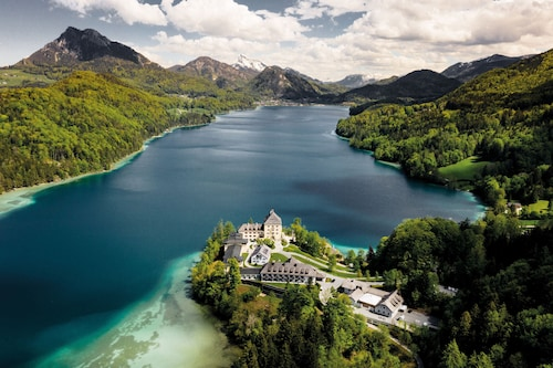 . Schloss Fuschl, a Luxury Collection Resort & Spa