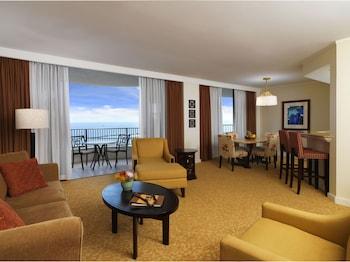 Penthouse, 2 Bedrooms, Ocean View (Lagoon Tower, Bi-Level)