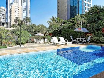 聖保羅貝里尼艾達吉歐公寓飯店 Aparthotel Adagio Sao Paulo Berrini