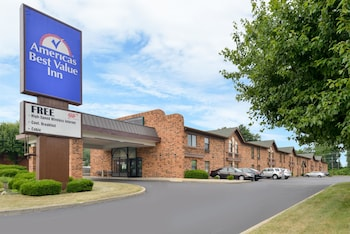 Americas Best Value Inn-Notre Dame/South Bend