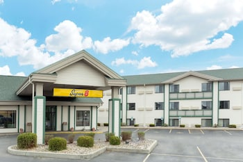 威斯康星德爾斯溫德姆速 8 飯店 Super 8 by Wyndham Wisconsin Dells