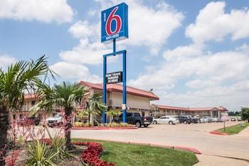 德克薩斯梅斯基特 - 羅迪奧 - 會議中心 6 號汽車旅館 Motel 6 Mesquite, TX - Rodeo - Convention Ctr