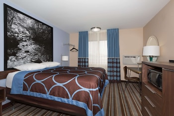 Room, 1 Queen Bed, Non Smoking, Ground Floor (First Floor)