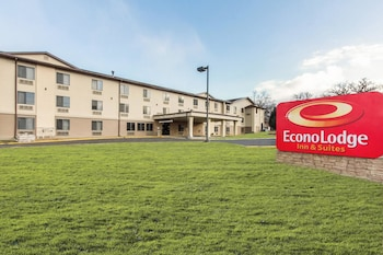 Econo Lodge Inn Suites Des Moines Merle Hays Road