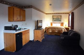 Premium Room, 1 Queen Bed, Kitchenette