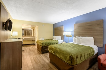 Suite, Multiple Beds, Non Smoking