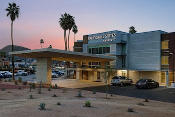 棕櫚沙漠萬豪春季山丘套房飯店 SpringHill Suites by Marriott Palm Desert