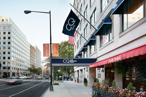 Club Quarters Hotel in Washington DC, District of Columbia