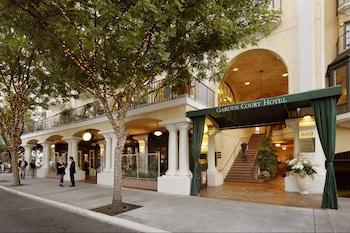 Hotel - Garden Court Hotel