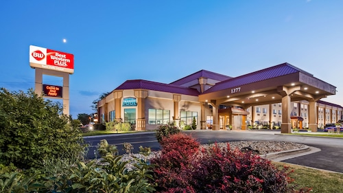 . Best Western Plus Twin Falls Hotel