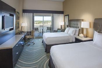 Room, 2 Queen Beds, Balcony, Lake View (Pure Wellness 3rd Floor)