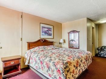 OYO 傑克遜北 I-55 飯店 OYO Hotel Jackson North I-55