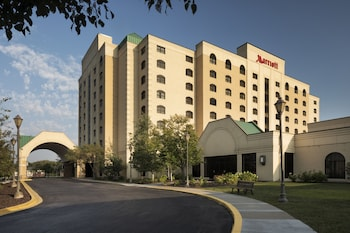 Hotel - Minneapolis Marriott Northwest