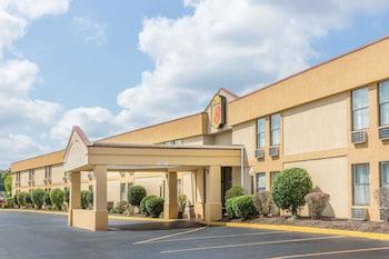 諾克斯維爾市中心地區溫德姆速 8 飯店 Super 8 by Wyndham Knoxville Downtown Area