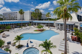 慶祝區溫德姆奧蘭多度假飯店及會議中心 Wyndham Orlando Resort & Conference Center, Celebration Area