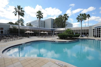 溫德姆慶祝戴斯飯店 Wyndham Orlando Resort & Conference Center, Celebration Area
