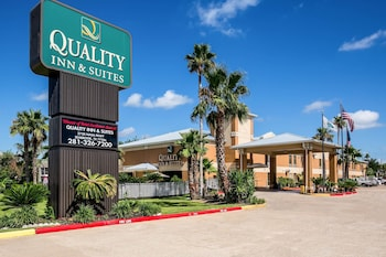 錫布魯克 - NASA - 克馬凱藝套房飯店 Quality Inn & Suites Seabrook - NASA - Kemah