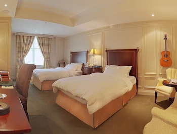 Junior Suite, 2 Double Beds