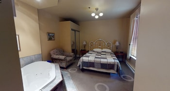Romantic Room, Non Smoking, Jetted Tub