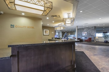 Quality Hotel & Conference Centre - Lobby  - #0