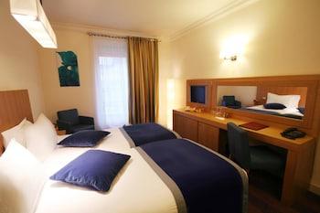 Deluxe Twin Room, 2 Twin Beds, Balcony