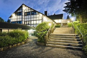 多林道恩瓦爾卡內菲爾度假飯店 Sporthotel & Resort Grafenwald Daun