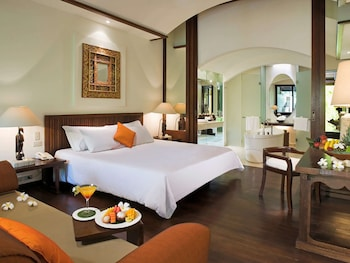 Oda, Teras (tropical,1 King Bed, Beach Wing)