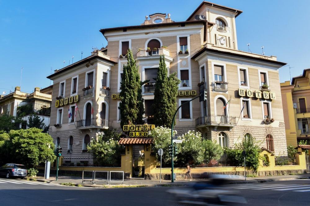 Hotel Bled, Imagen destacada