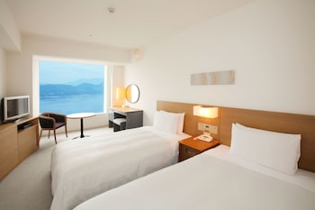 スタンダード ツインルーム|23㎡|グランドプリンスホテル広島