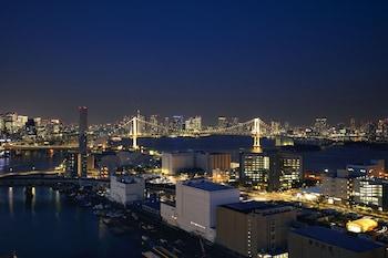 DAIICHI HOTEL TOKYO SEAFORT View from Room