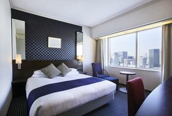 スタンダード ダブルルーム 禁煙|22㎡|第一ホテル東京シーフォート