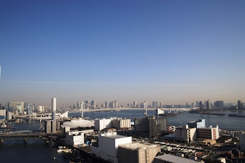 DAIICHI HOTEL TOKYO SEAFORT View from Property