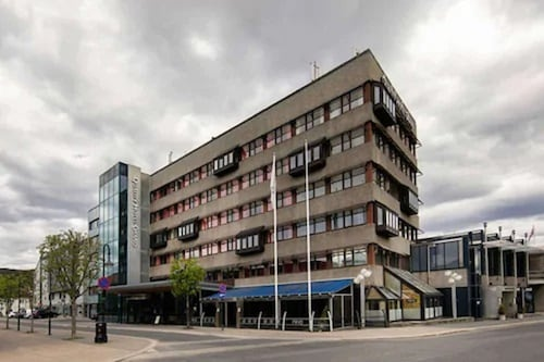 . Quality Hotel Grand Kongsberg
