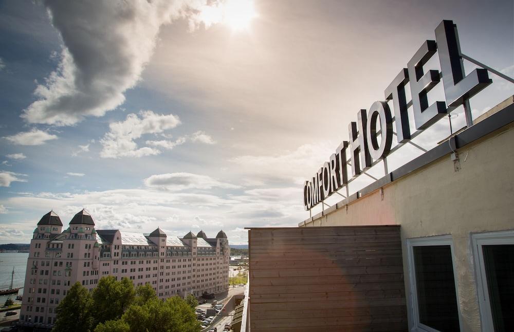 Hotel Comfort Hotel Boersparken