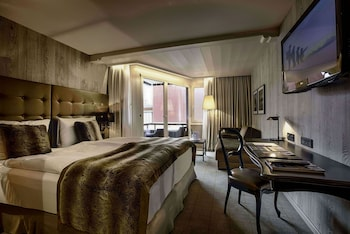 Grand Tek Büyük Yataklı Oda