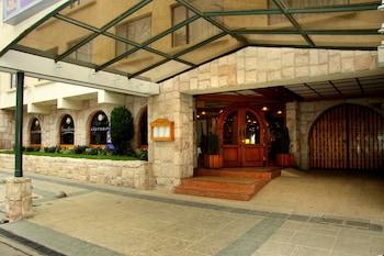 Best Western Hotel Finis Terrae - Hotel Entrance