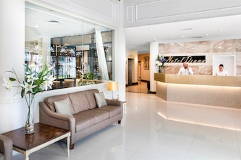 Lobby at Best Western Plus Hotel Diana in Woolloongabba