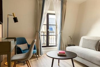 Suite, 1 Queen Bed (Cosy)